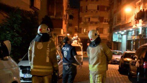 İstanbul'da bir garip olay: Önce çatıya kaçtı, sonra yardım istedi