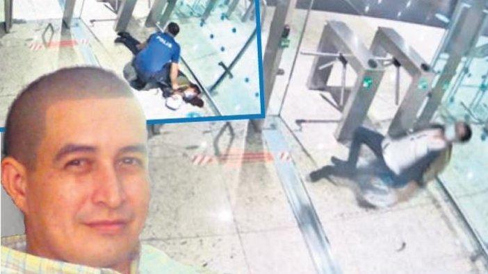 Midesindeki kokain patlayan kurye havalimanında öldü