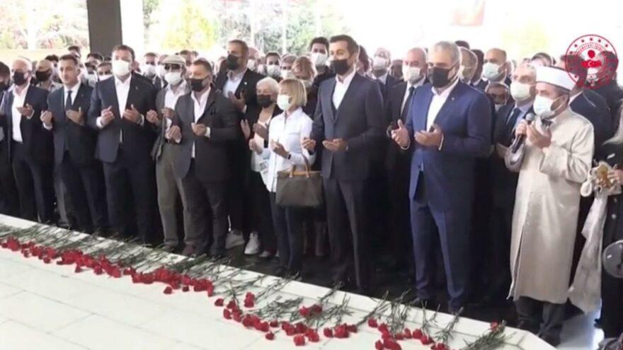 Adnan Menderes ve arkadaşları idamlarının 60'ıncı yılında kabirleri başında anıldı