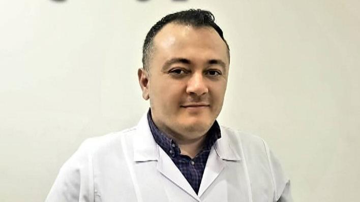 Halı sahada kalp krizi geçiren fizyoterapistten acı haber