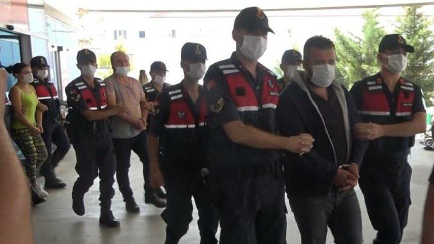 Uluslararası uyuşturucu çetesi operasyonu 4 ile yayıldı