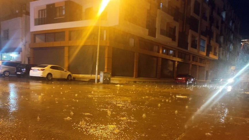 Van'da yağış günlük yaşamı olumsuz etkiledi