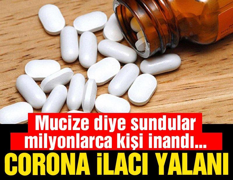 İnsanlara Covid-19 ilacı diye 'bit ilacı' öneriyorlar