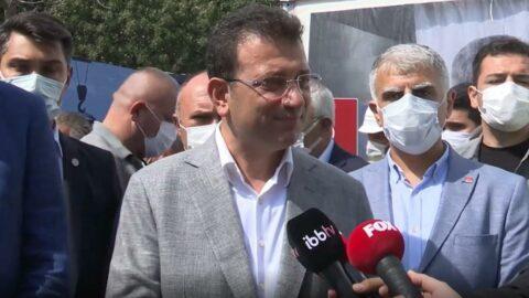 İmamoğlu'ndan Erdoğan'a yanıt: Gündem değiştirme çabasına alet olmayacağım