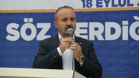 AKP'li Bülent Turan'dan 'fahiş fiyat' açıklaması