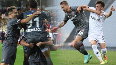 7 gollü düelloda Caner Erkin'in müthiş asisti galibiyeti getirdi