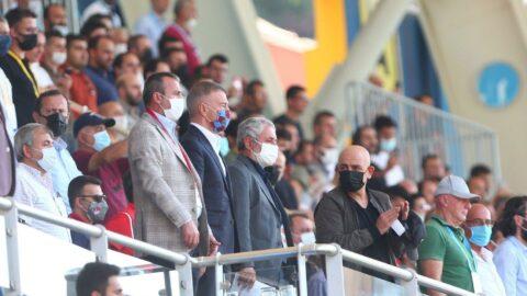 Trabzonspor yöneticinden Kasımpaşa taraftarına sitem