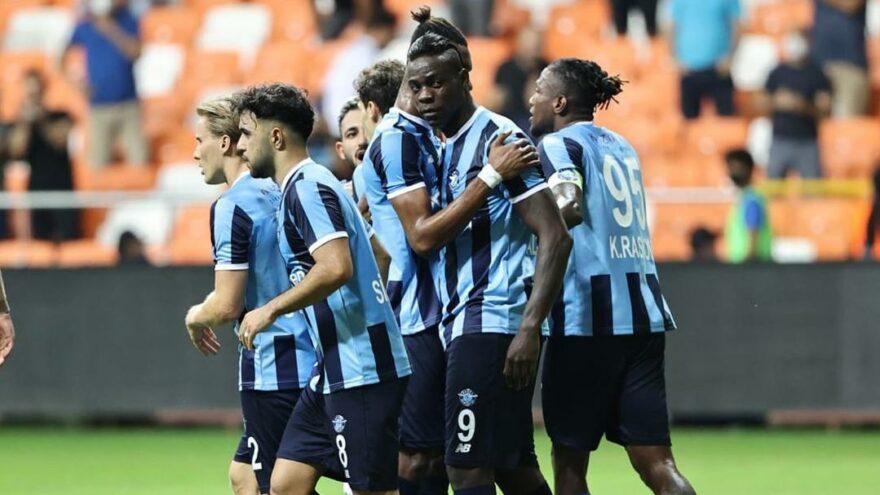Adana Demirspor Çaykur Rizespor karşısında ilk galibiyetini aldı