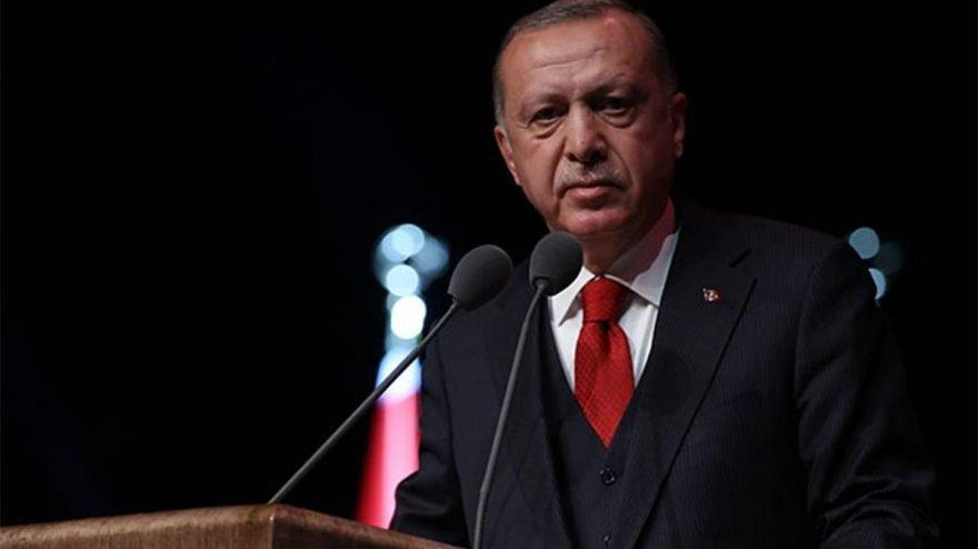 Erdoğan'dan ihracatçılara fuar merkezi müjdesi