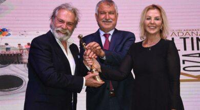Altın Koza'da Onur Ödülleri Şerif Sezer, Haluk Bilginer ve Yavuz Turgul'a verildi