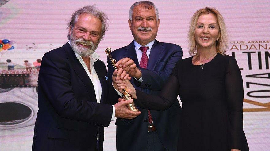 Altın Koza'da Onur Ödülleri Şerif Sezer, Haluk Bilginer ve Yavuz Turgul'a verildi - Kültür-Sanat haberleri