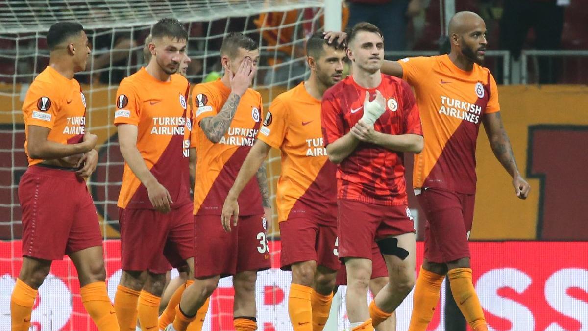 Galatasaray'ın Lazio önündeki futbolu güzel günlerin habercisi