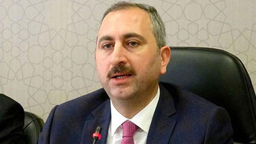 Adalet Bakanı Gül: Devlet ile vatandaş mahkemelik olmayacak