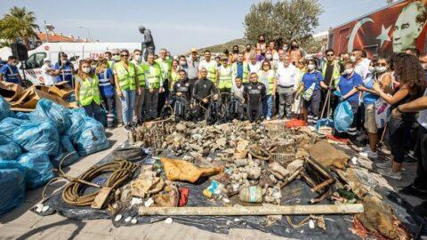 Tunç Soyer: Kirliliği görünce tüylerimiz diken diken oldu