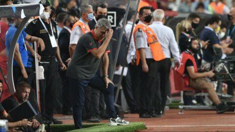 Ersun Yanal'dan istifa cevabı