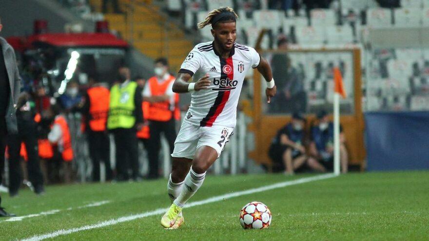 Beşiktaş'ta Rosier, Antalyaspor maçında yok