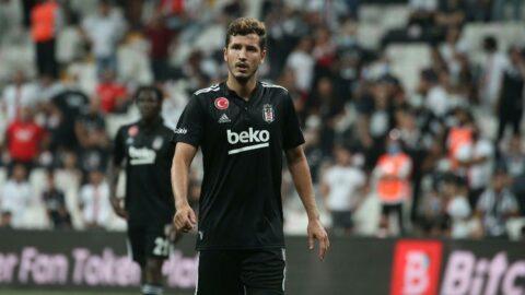 Tümer Metin'den Salih Uçan'a sitem! 'Beşiktaş'a geldin mi?'