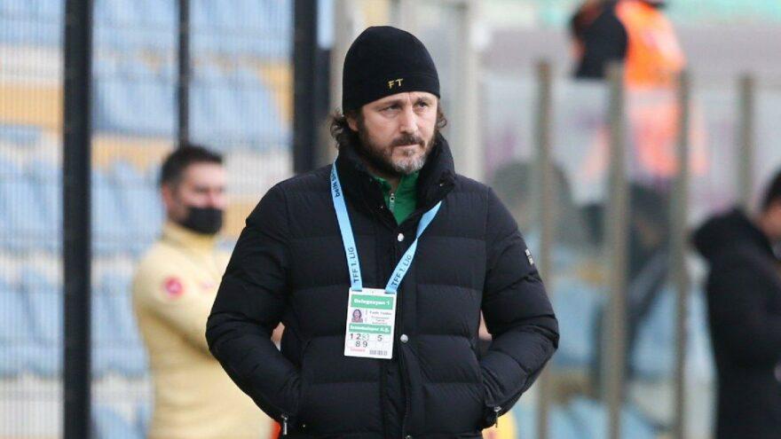Bursaspor, Fatih Tekke'nin görevine son verdi!