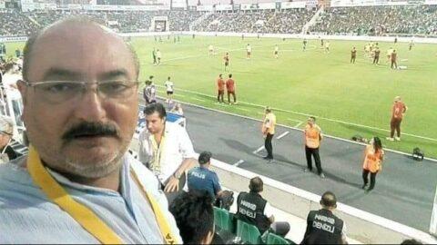 Denizli'de corona tedavisi gören gazeteci hayatını kaybetti