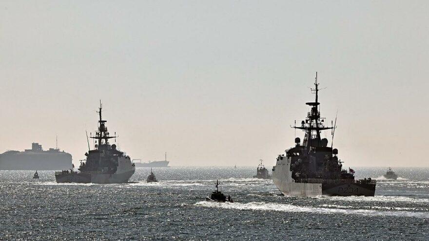 İki İngiliz savaş gemisi, Hint-Pasifik Bölgesine doğru yola çıktı