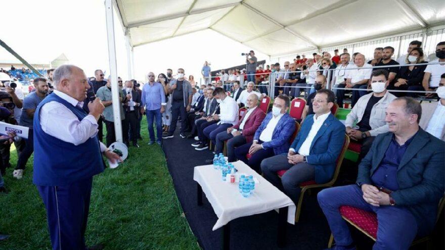 Atatürk'ün anısına, 83 yıl aradan sonra ilk kez düzenlendi