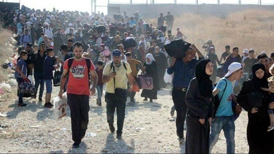İnkılap Tarihi'ne Suriyeliler de girdi