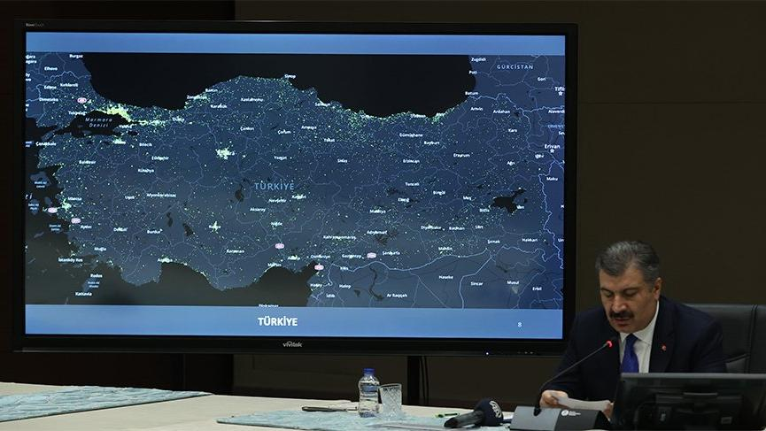 Sağlık Bakanı Fahrettin Koca güncel tabloyu paylaştı! Vaka sayısı arttı