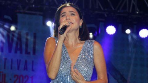 Altın Safran Festivali'nde Şevval Sam rüzgarı esti