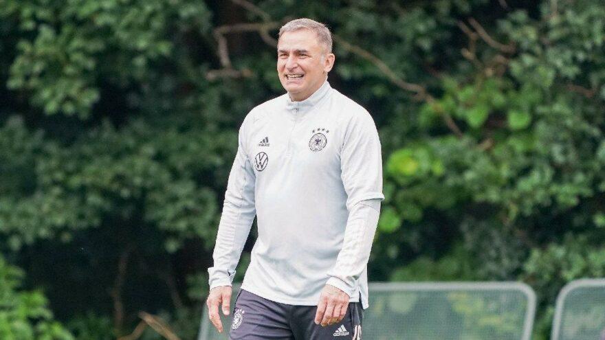 A Milli Futbol Takımı'nın yeni teknik direktörü Stefan Kuntz Alman basınında!