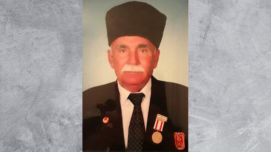 Kıbrıs gazisi Gaziler Günü'nde corona virüsten öldü