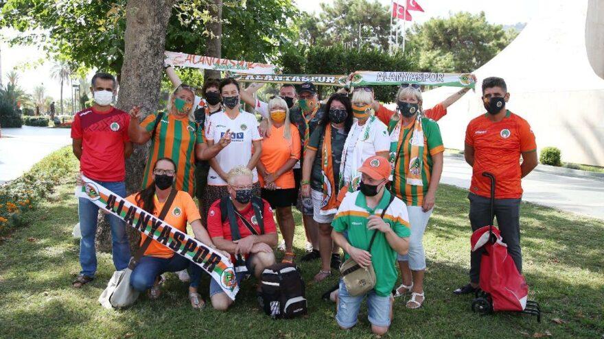 Alanyaspor'un yabancı taraftarlarından tepki: 'Bu adaletsiz'