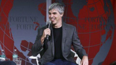 Google milyarderi Larry Page'e ait 10 milyon dolarlık ev yangında kül oldu