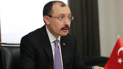 Ticaret Bakanı Muş'tan stokçuluk iddialarına açıklama