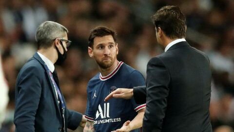 Paris Saint Germain'de Lionel Messi ve Mauricio Pochettino gerilimi