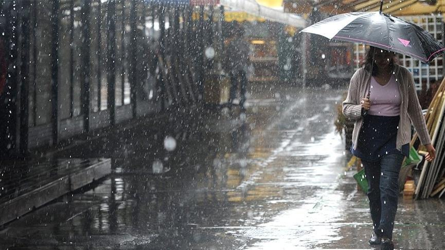 Sağanak yağış geliyor… 10 derece birden soğuyacak!
