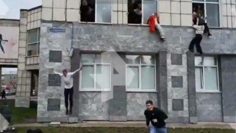Rusya'da üniversitede ateş açıldı: Ölü ve yaralılar var