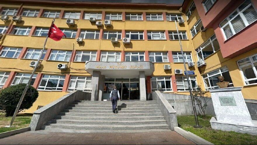 41 yıllık Milas Hükümet Konağı'nın yıkımına karar verildi