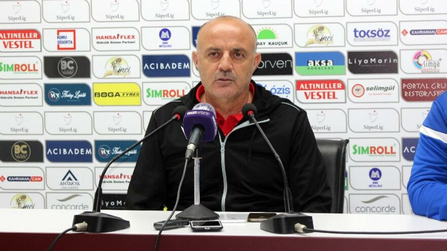 Bursaspor'un yeni teknik direktörü Özcan Bizati oldu