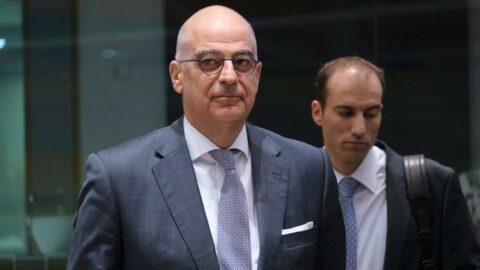 Yunan bakan, New York'ta Türkiye'yi şikayet etmiş