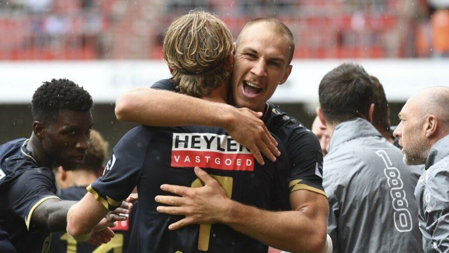 Michael Frey, Belçika'da coştu! 7 maçta 9 golle zirvede…