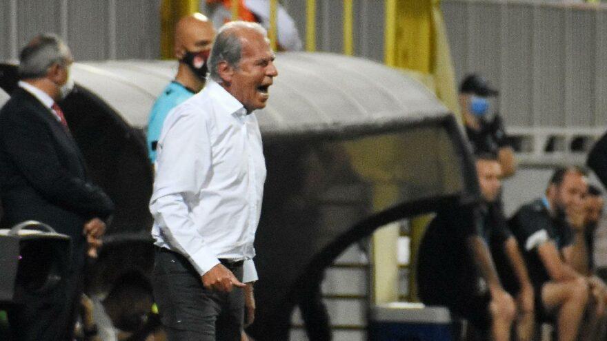 Mustafa Denizli'nin buruk sevinci