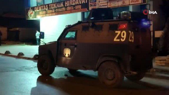 DEVA Partisi ilçe binasına silahlı saldırı