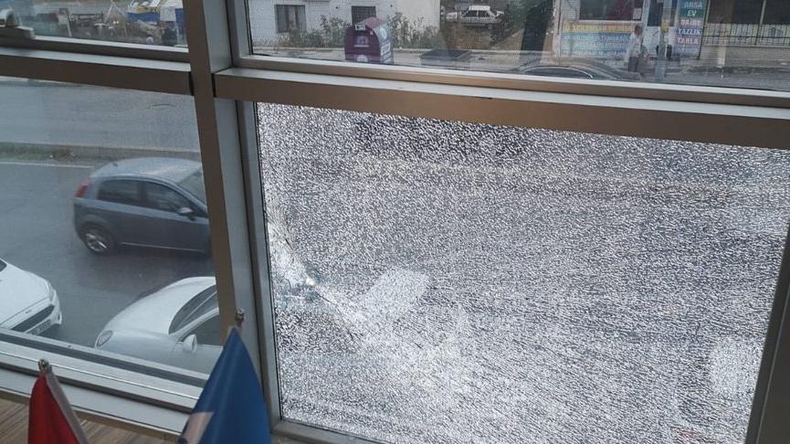DEVA Partisi ilçe binasına saldırıyla ilgili valilikten açıklama