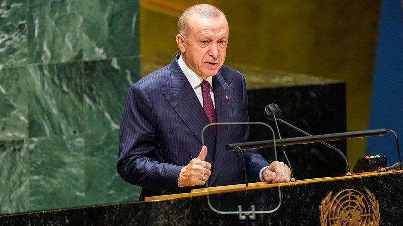 Erdoğan'dan BM'de göç mesajı: Tahammülümüz yok