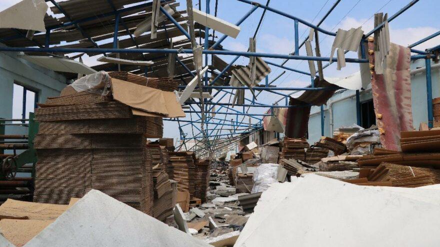 Hendek'teki patlamanın bilirkişi raporu ortaya çıktı