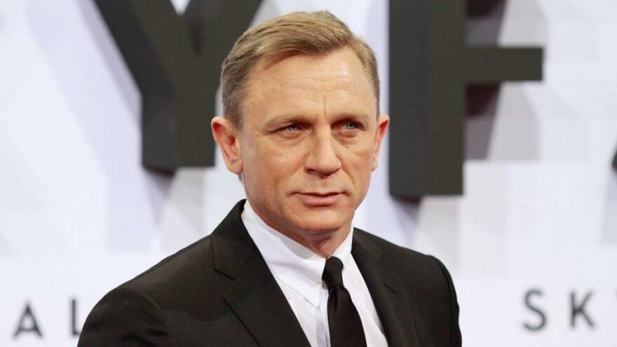 """Daniel Craig'den """"kadın James Bond"""" açıklaması"""