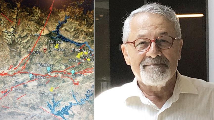 Prof. Dr. Naci Görür'den kritik uyarı: Bu bölgede ciddi bir deprem bekliyoruz