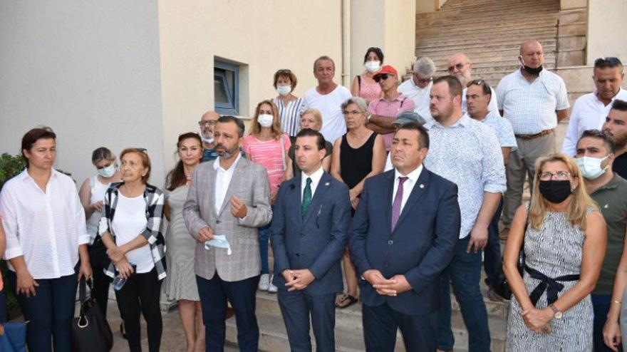 CHP, Marmaris'teki orman yangınlarıyla ilgili suç duyurusunda bulundu