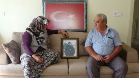 Şehit Nazım Tuncer'in katili yakalandı