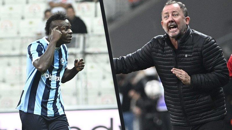 Sergen Yalçın'dan Mario Balotelli'ye: 'Direkt bana yaptı, seviyesini belli etti'